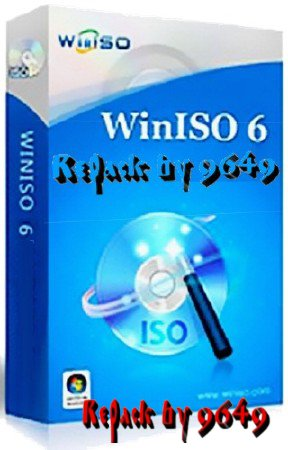 WinISO 6.4.1.6137 RePack & Portable by 9649