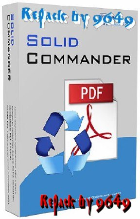 Solid Commander 9.2.7478.2128 RePack & Portable by 9649