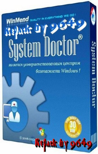 WinMend System Doctor 2.1.0.0 RePack & Portable by 9649