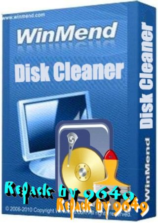 WinMend Disk Cleaner 2.0.0.0 RePack & Portable by 9649