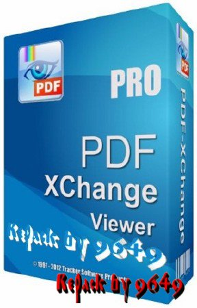 PDF-XChange Viewer PRO 2.5.321.0 RePack & Portable by 9649