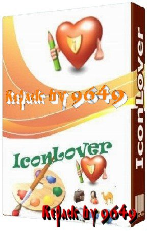 IconLover 5.46 RePack & Portable by 9649