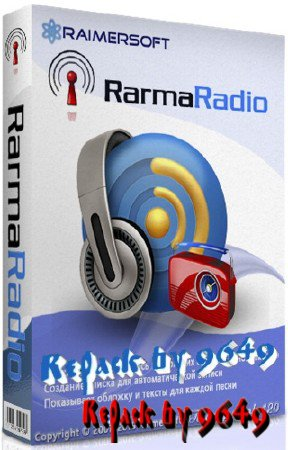 RarmaRadio 2.72.5 RePack & Portable by 9649