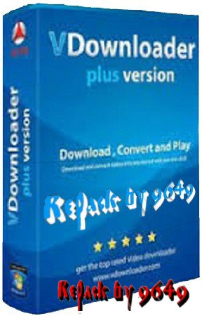 VDownloader Plus 4.5.2818 RePack & Portable by 9649