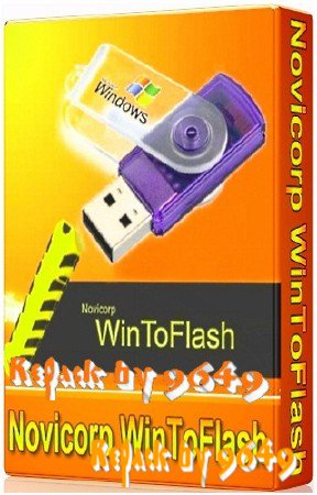 WinToFlash 1.13.0.0 RePack & Portable by 9649