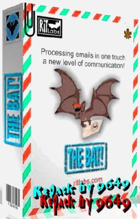 The Bat! Professional 8.0.8 RePack & Portable by 9649