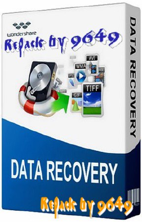 Wondershare Data Recovery 6.6.1.0 RePack & Portable by 9649