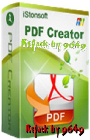 iStonsoft PDF Creator 2.1.120 RePack & Portable by 9649