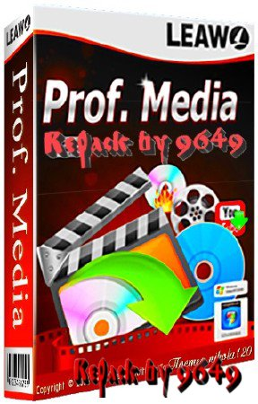 Leawo Prof. Media 7.8.0.0 RePack & Portable by 9649