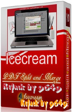 Icecream PDF Split and Merge Pro 3.45 RePack & Portable by 9649