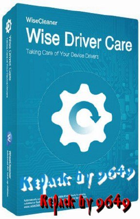 Wise Driver Care Pro 2.3.301.1010 RePack & Portable by 9649