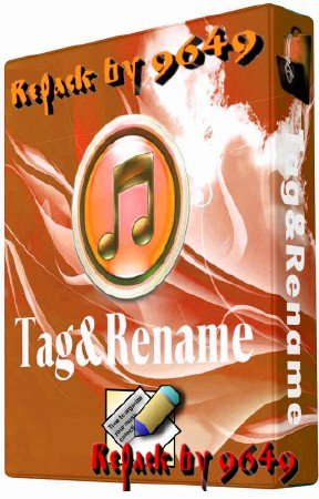 Tag&Rename 3.9.15 RePack & Portable by 9649
