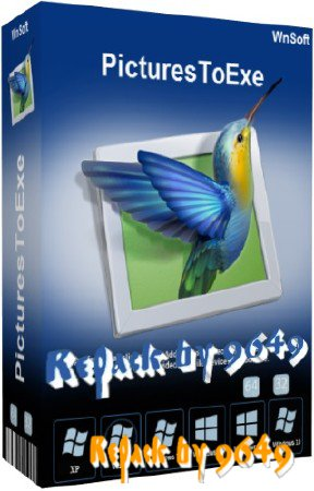 PicturesToExe Deluxe 9.0.19 RePack & Portable by 9649