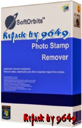 SoftOrbits Photo Stamp Remover 9.1 RePack & Portable by 9649
